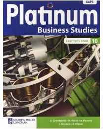 Platinum Business Studies 10 LB