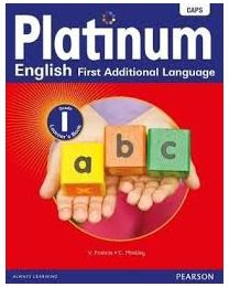 Platinum English First Additional Language Grade 1 Learner's Book