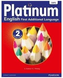 Platinum English First Additional Language Grade 2 Learner's Book with Free Reader