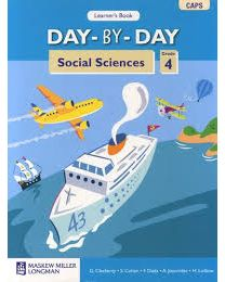 Day-by-Day Social Sciences Grade 4 Learner Book