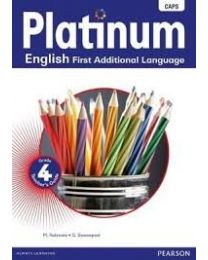 Platinum English First Additional Language Grade 4 Teachers Guide (Includes Photocopiable WB & Audio CD)