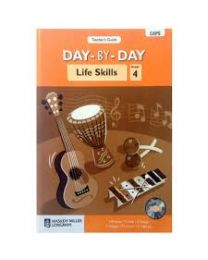Day-by-Day Life Skills Grade 4 Teachers Guide  (Includes Audio CD)