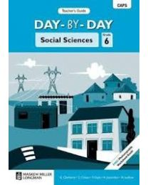 Day-by-Day Social Sciences Grade 6 Teacher's Guide (CAPS)
