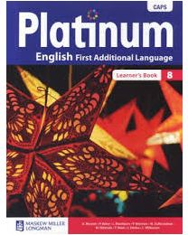 Platinum English First Additional Language Grade 8 Learner's Book (CAPS)