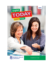 English Today First Additional Language Grade 8 Reader