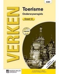 Verken Toerisme Gr 12 OG with Control Test Book & Question Bank CD