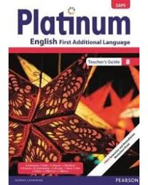Platinum English First Additional Language Grade 8 TG (includes photocopiable WB)