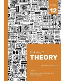 EXPLORING IT: THEORY GR12 (2ND EDITION)