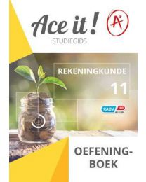 ACE IT! ACCOUNTING GRADE 11 EXERCISE BOOK (AFRIK)