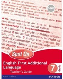 Spot On English (First Additional Language) Grade 7 Teacher's Guide & Free Poster Pack (CAPS)