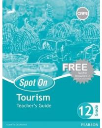 Spot On Tourism Gr 12 TG & Free CD