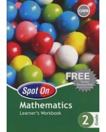 Spot On Mathematics Grade 2 Learner Workbook