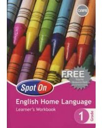 Spot On English (Home Language) Grade 1 Learner's Workbook