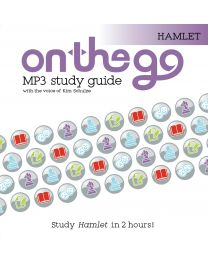 On The Go: Hamlet Grade 10 - 12 Study Guide & MP3 Audio