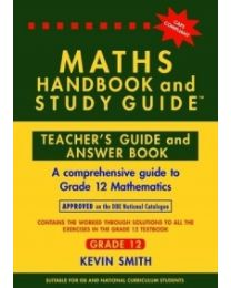 MATHS HANDBOOK & STUDY GUIDE     GRADE 12  TEACHER'S GUIDE