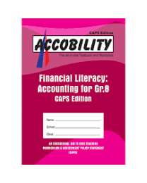 Accounting Grade 8 - Accobility: Accounting for beginners
