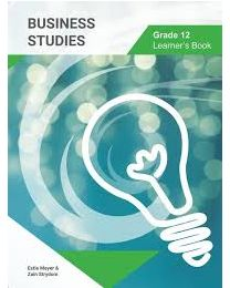 Consumo Business Studies: Grade 12