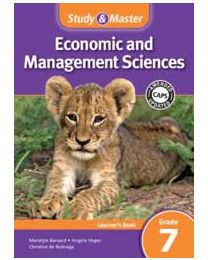 Study & Master Economic and Management Sciences Learner's Book Grade 7