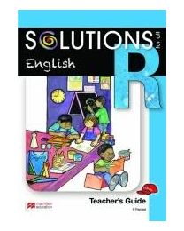 SOLUTIONS FOR ALL ENGLISH GR R TEACHERS GUIDE