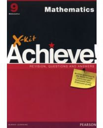 X-kit Achieve! Mathematics Grade 9 Study Guide