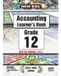 New Era Accounting Grade 12 Learner Book