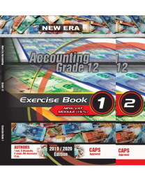 New Era Accounting Grade 12 Exercise Book