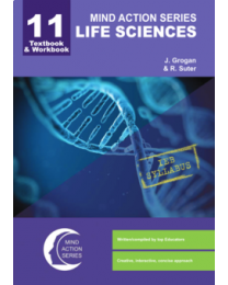 Mind Action Series Grade 11 Life Sciences Textbook & Workbook IEB - (2017) (PRINTED-PUNCHED)