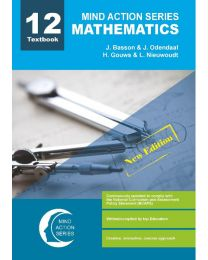 Mind Action Series Grade 12 Mathematics Textbook (New Edition) NCAPS (2019) (PRINTED)