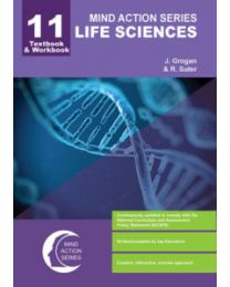Mind Action Series Grade 11 Life Sciences Textbook & Workbook NCAPS     (PRINTED-PUNCHED)