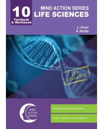 Mind Action Series Grade 10 Life Sciences Textbook & Workbook IEB - (2015) (PRINTED-PUNCHED)