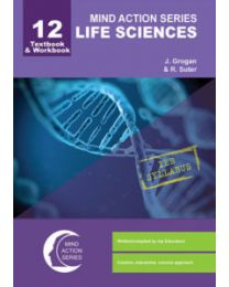 Mind Action Series Grade 12 Life Sciences Textbook & Workbook IEB - (2017) (PRINTED-PUNCHED)