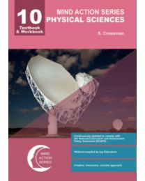Mind Action Series Grade 10 Physical Science Textbook & Workbook NCAPS (2018) (PRINTED-PUNCHED)
