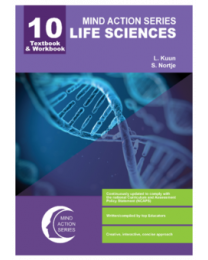 Mind Action Series Grade 10 Life Sciences Textbook & Workbook NCAPS (2019)     (PRINTED-PUNCHED)