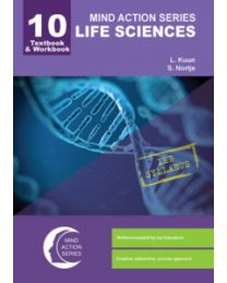 Mind Action Series Grade 10 Life Sciences Textbook & Workbook IEB - (2019) (PRINTED-PUNCHED)
