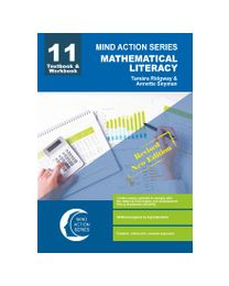 Mind Action Series Grade 11 Maths Literacy Textbook & Workbook NCAPS (2021) (PRINTED)