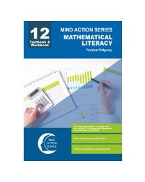 Mind Action Series Grade 12 Maths Literacy Textbook & Workbook NCAPS (2020) (PRINTED)