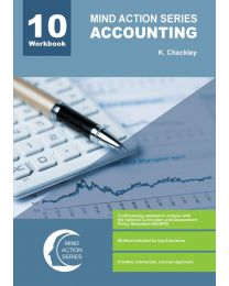Mind Action Series Grade 10 Accounting Workbook NCAPS (2020)   (PRINTED-PUNCHED)