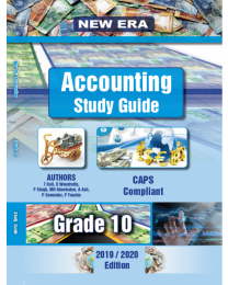 New Era Accounting Grade 10 Study Guide