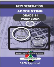 New Generation Accounting Grade 11 Exercise Book