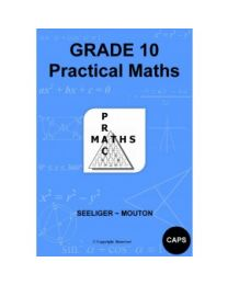 Gr 10 Practical Maths - (Answers in back)