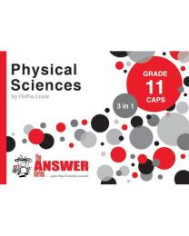 Gr 11 Physical Sciences '3 in 1': English