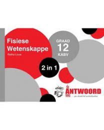 The Answer Series Gr 12 Fisiese Wetenskappe '2 in 1' (Afrikaans)