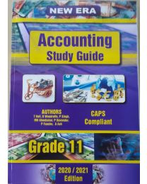 New Era Accounting Grade 11 Study Guide