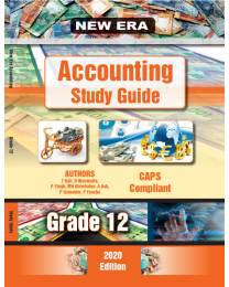 New Era Accounting Grade 12 Study Guide